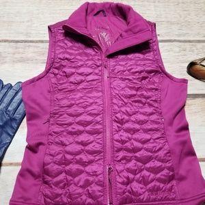 LL Bean Pink Vest
